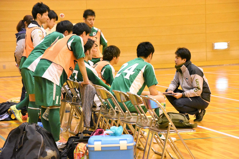 【インタビュー】GranArbol Futsal Club 小山監督