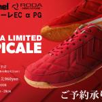 フットサル専門店 RODA × hummel 伝説の復刻
