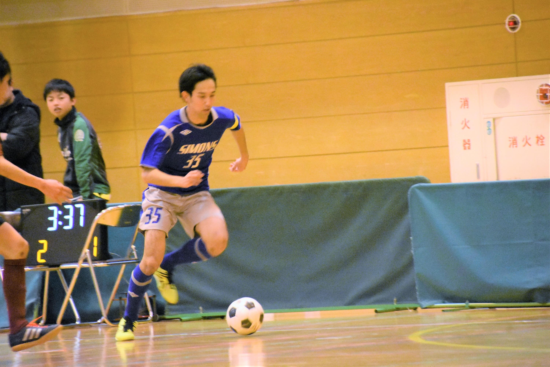 【インタビュー】SIMONS 前澤選手