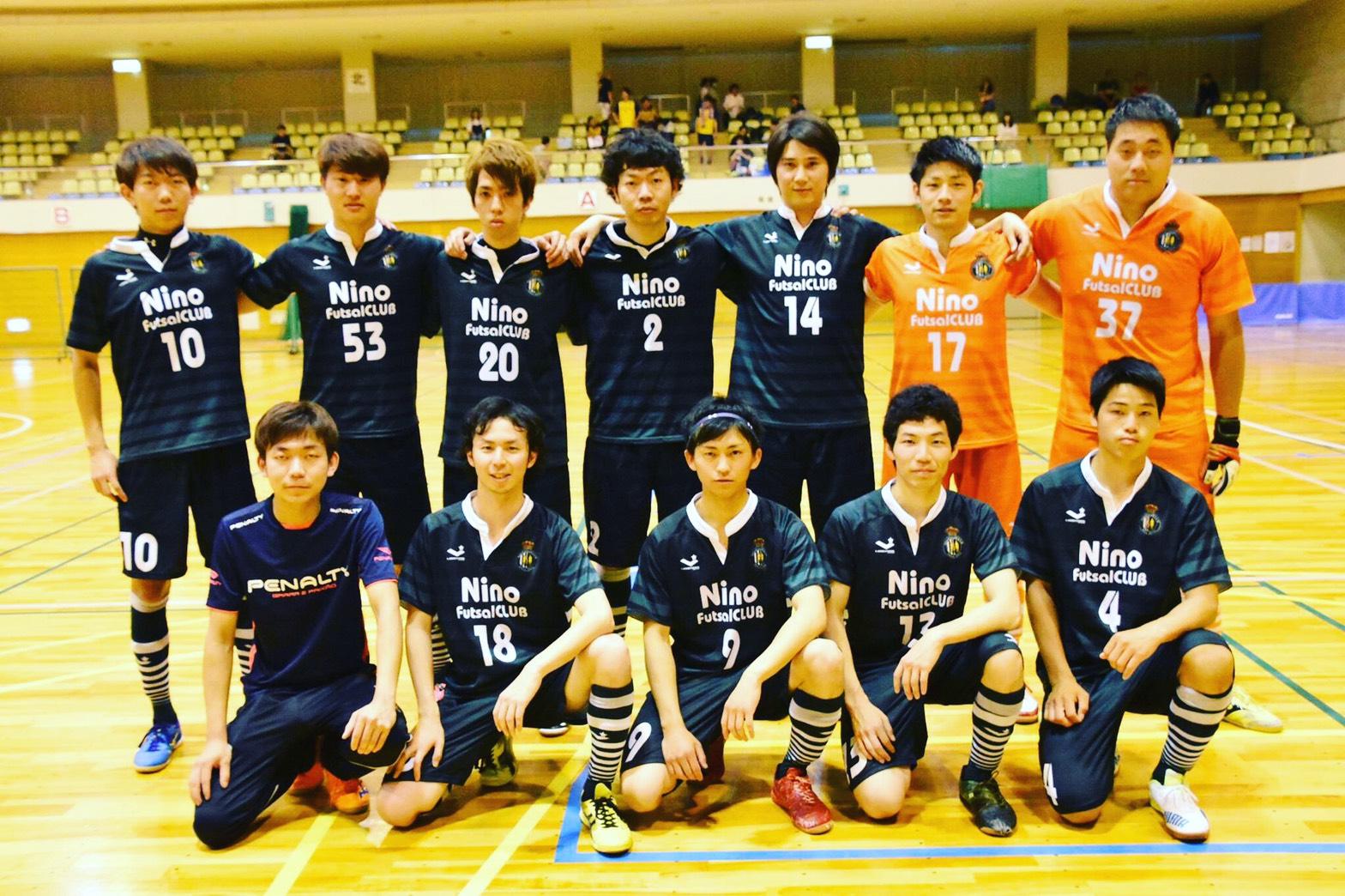 オープンBブロックに加盟したNinoFutsalCLUB〜ニーニョフットサルクラブ〜が選手募集!