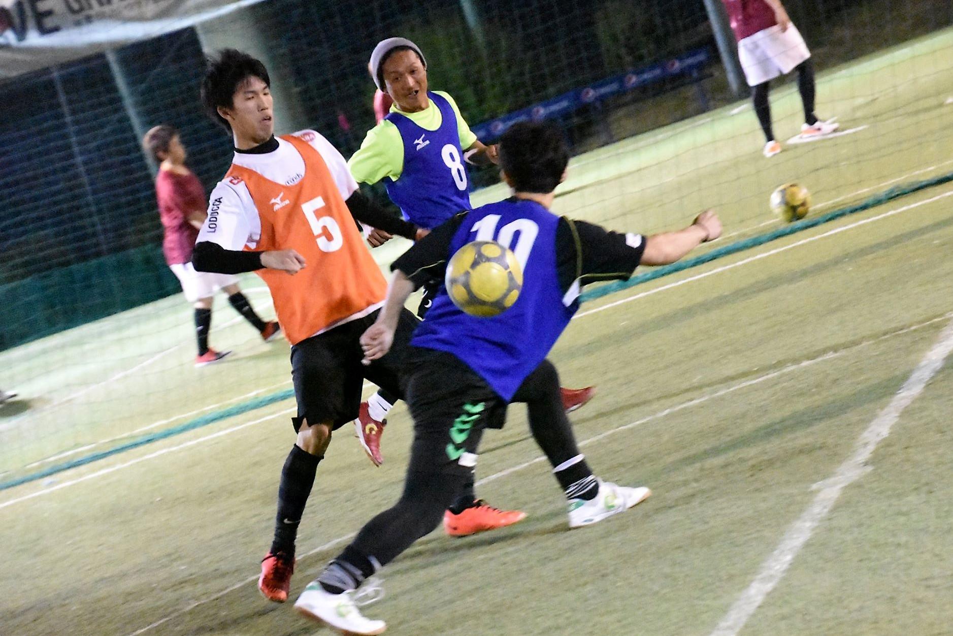 【春日井エンジョイリーグ】第2節予定 必見、チームK  vs  前田FCの直接対決!