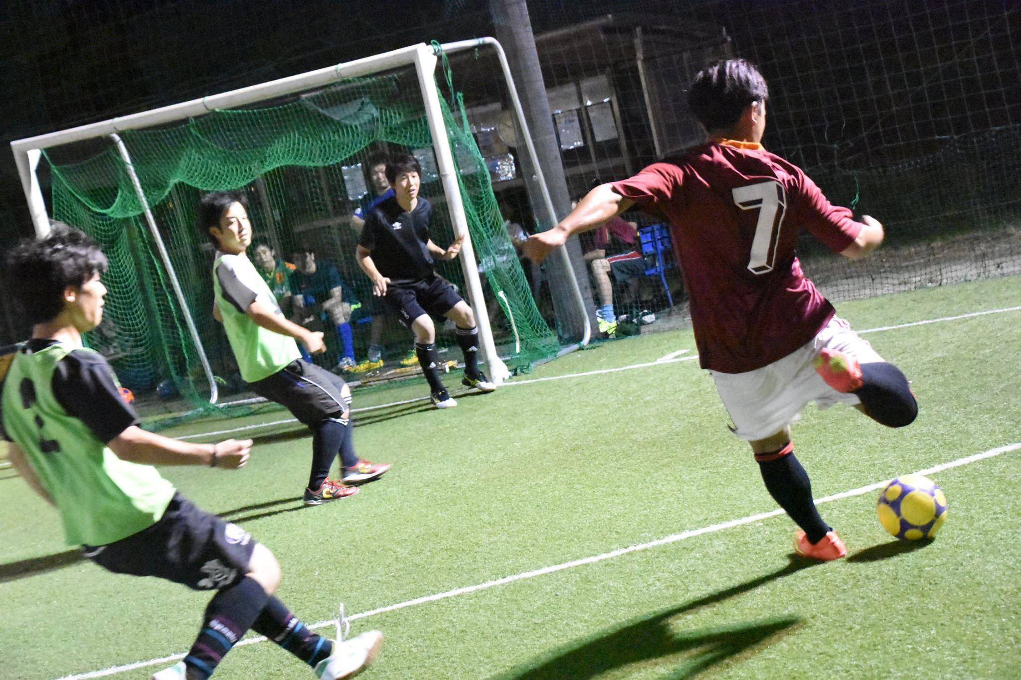 【春日井エンジョイリーグ】第4節結果 前田FCがしゅーたの掲示板に逆転勝利!チームKも全勝を貫く!