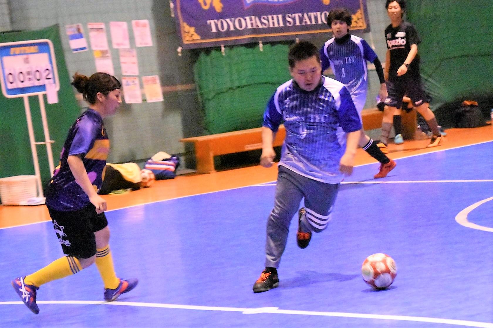 【豊橋ミックスリーグ】第4節結果 LOS INGOBERNABLESが怒涛の3連勝で優勝を遂げる!!