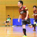 【愛知県1部第2節インタビュー】ROWDY FUTSAL CLUB 脇阪 卓弥選手「1部優勝、東海リーグ昇格できるように頑張ります。」