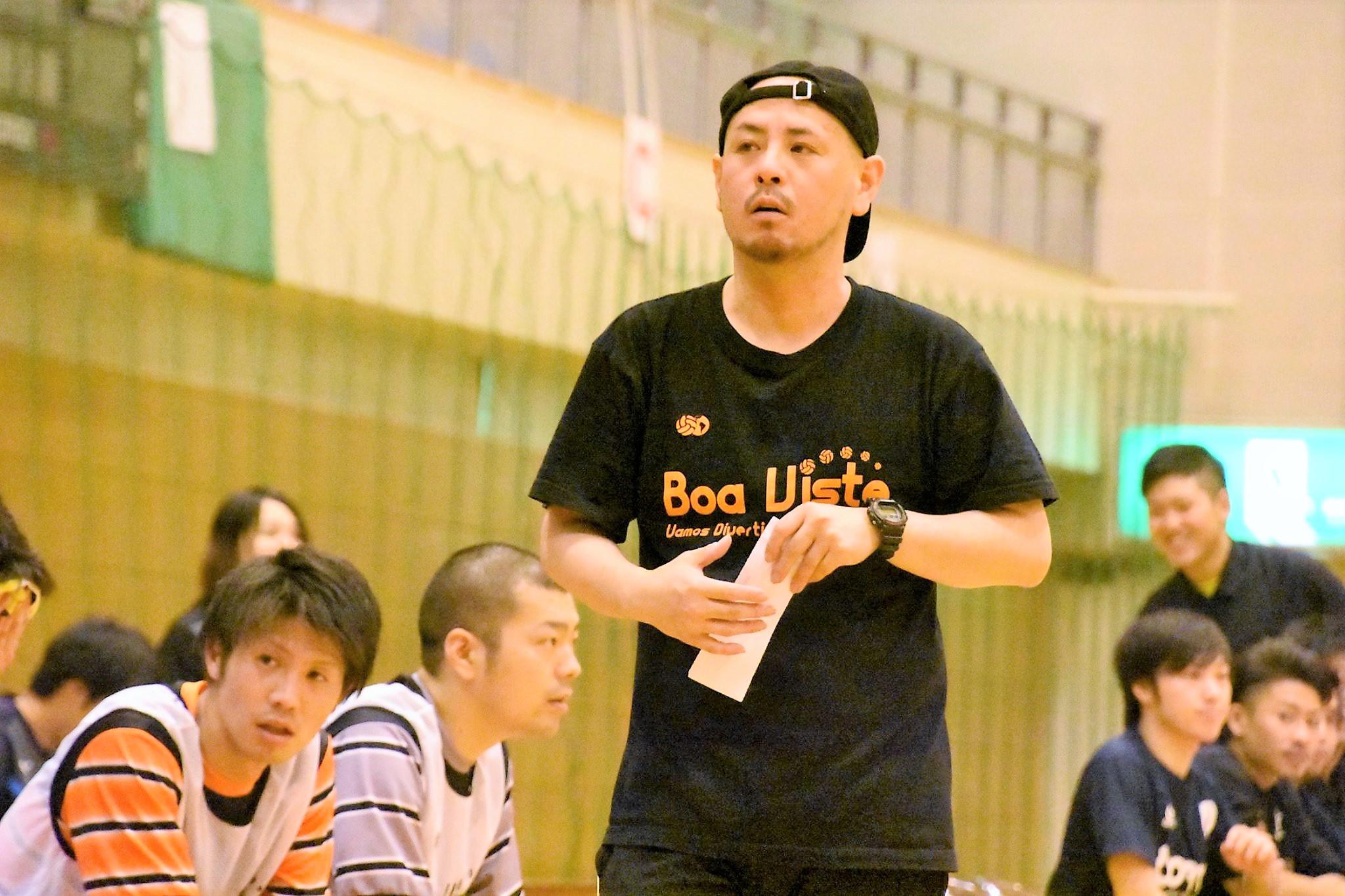 【県1部第1節インタビュー】FC JOYFUT  鍛冶 毅監督「東海リーグでも通用するフットサルを目指します」