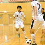 【愛知県1部第3節インタビュー】P's high 山田 祐也選手「驕らず日々の練習からしっかりやっていきたいなと思います」