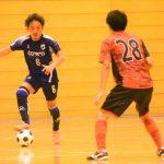 【愛知県1部第4節インタビュー】INFINI FUTSAL CLUB 小池 建太選手「みんなで声を出して体張って守りました、気持ちです。」