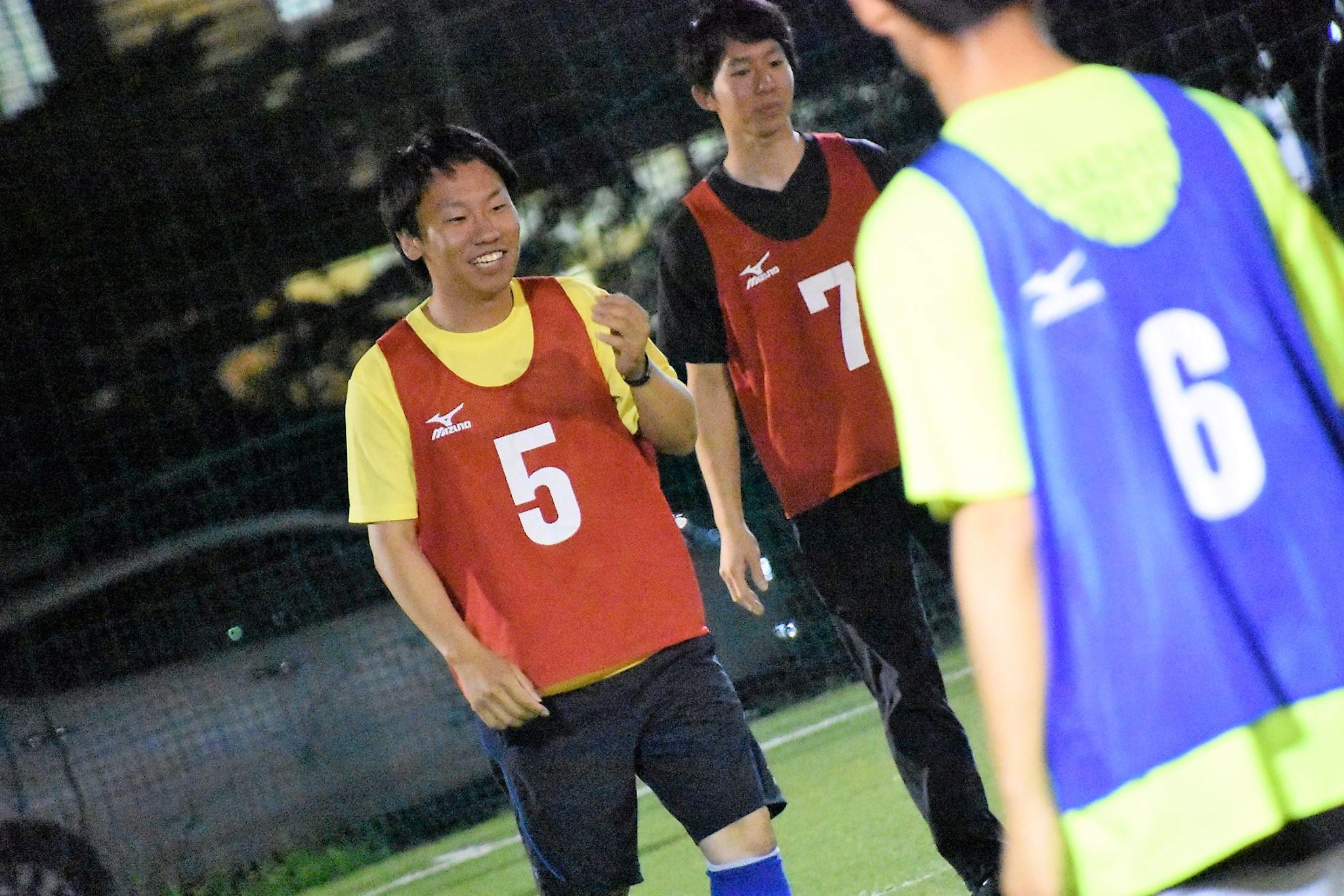 【春日井エンジョイリーグ】第3節結果(延期分) チームKが全勝優勝!!山田係長も最後に勝ち点を獲得!