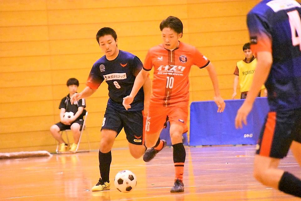 【愛知県1部第4節インタビュー】voce e amador/イナスタ 山佳 哲也選手「僕が点を取るとチームが盛り上がり雰囲気が良くなるんですよ!笑」