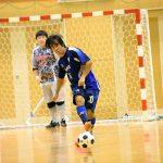 【愛知県1部第3節インタビュー】INFINI FUTSAL CLUB 中野 翔生選手「ボールを持った瞬間から、シュートを打つイメージしか持っていなかったです。」