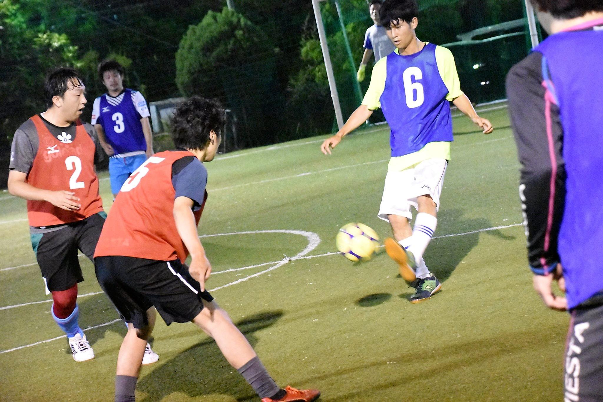 【春日井エンジョイリーグ】第1節予定 チームも一新、5チームによる新シーズンが開幕!!