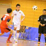 【愛知県1部第5節インタビュー】P's high 重藤 恵市選手「試合を通して集中して守れてたんじゃないかなと思います。」