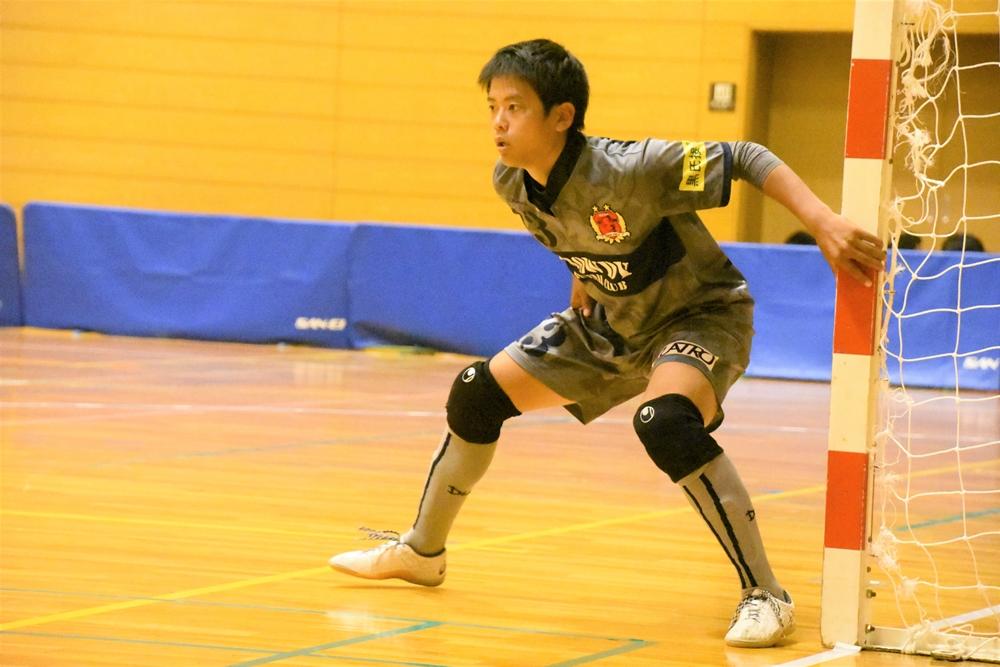 【愛知県1部第4節インタビュー】ROWDY FUTSAL CLUB 前田 敬亮選手「このいい流れを切らさないように、次もチーム全員で勝ちにいきたいです!」