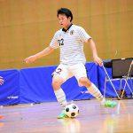 【愛知県1部第6節インタビュー】P's high 及川 泰平選手「狙ったところへ飛ばすことだけに集中して蹴りました!」