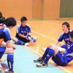 【愛知県1部第6節インタビュー】INFINI FUTSAL CLUB 庄司 侑馬選手「ボールに全員の気持ちが乗ってゴールに吸い込まれてくれたと思います!」