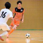 【愛知県1部第6節インタビュー】FC JOYFUT 森 竜也選手「(パスを)回転、スピード、高さ、コースと実は意識して出しています。」