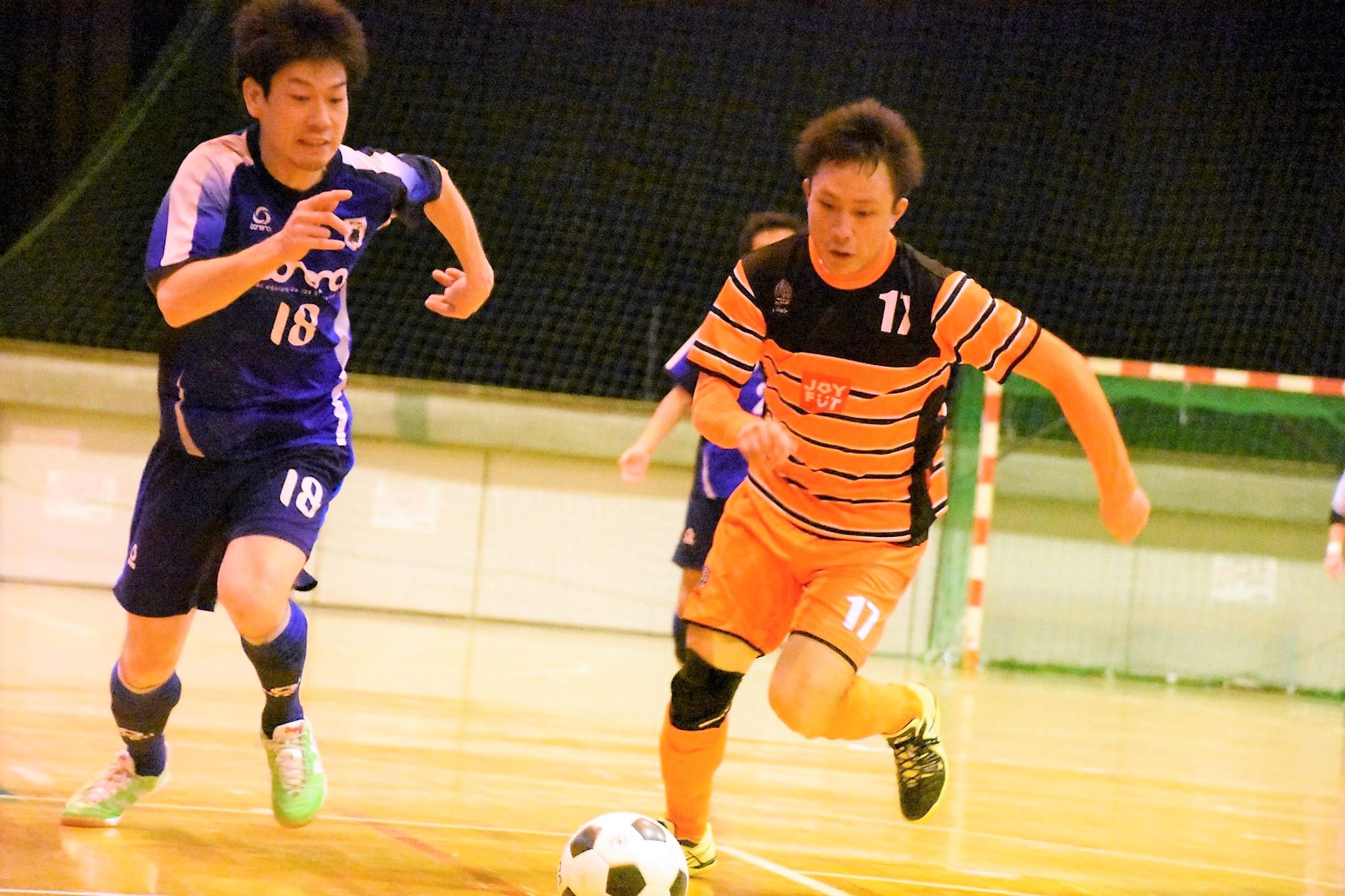【愛知県1部第8節インタビュー】INFINI FUTSAL CLUB 増栄 健太選手 「優勝がかかっていたので、すごく緊張していました」