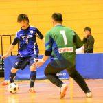 【愛知県1部第9節インタビュー】INFINI FUTSAL CLUB 小西 光輝選手 「(ゴールは)本当にやっとでしたよ」