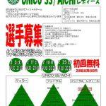 [お知らせ]UNICO SS/AICHIレディースチーム(2018年度愛知県フットサルリーグ/女子リーグ参戦予定)がメンバー募集!