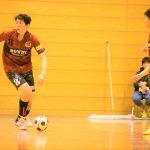 【愛知県1部第9節インタビュー】ROWDY FUTSAL CLUB 伊藤 寛幸選手 「個人としてもチームとしてもレベルアップをしなければいけない」