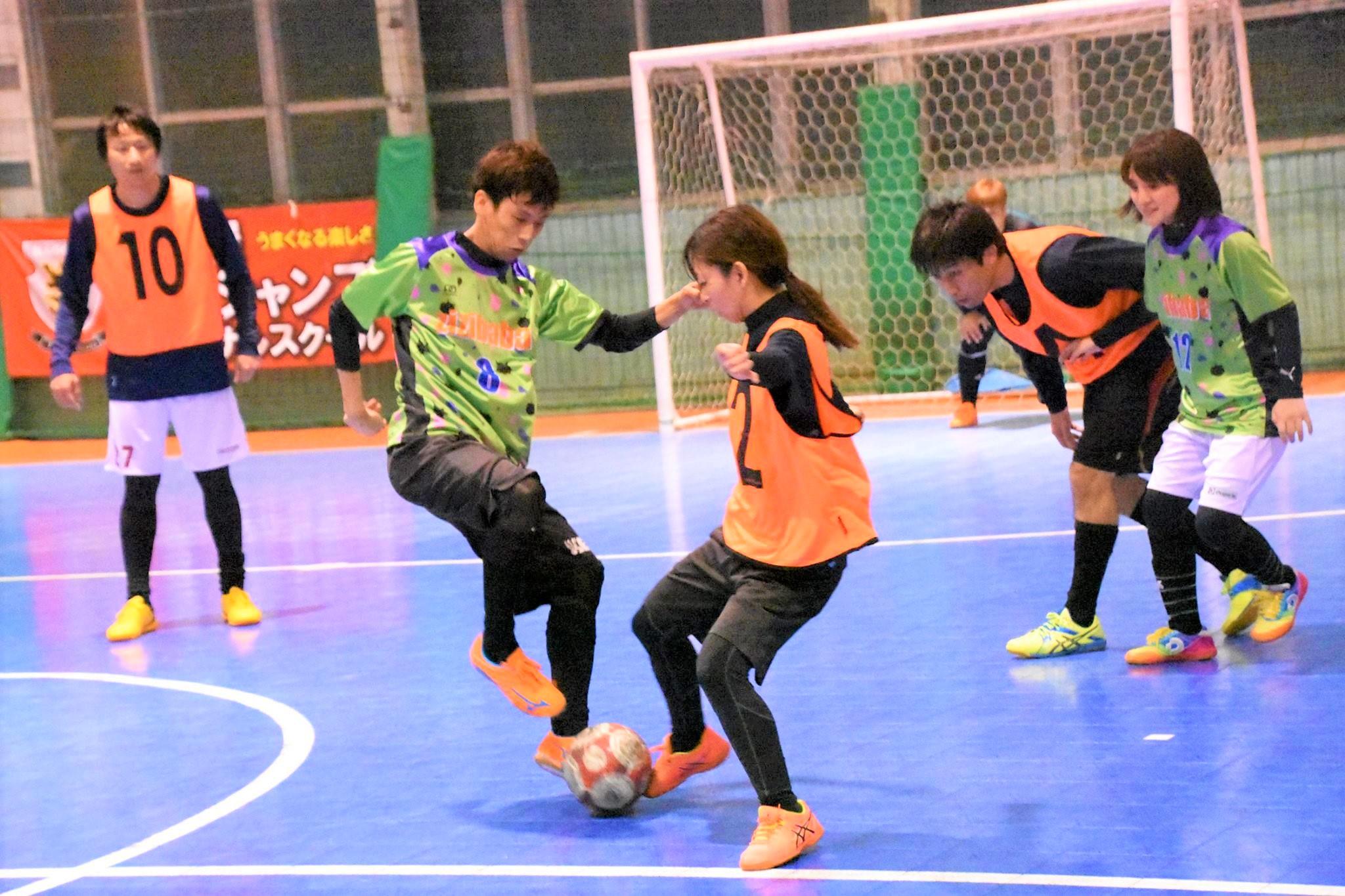 【豊橋ミックスリーグ】第1節予定 4チームによる新シーズンの幕開け!女性ゴールラッシュなるか!?