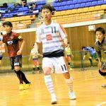 【愛知県1部第1節インタビュー】FC JOYFUT 須藤 駿 選手「良いパスが来たので、気持ちで押し込みました」
