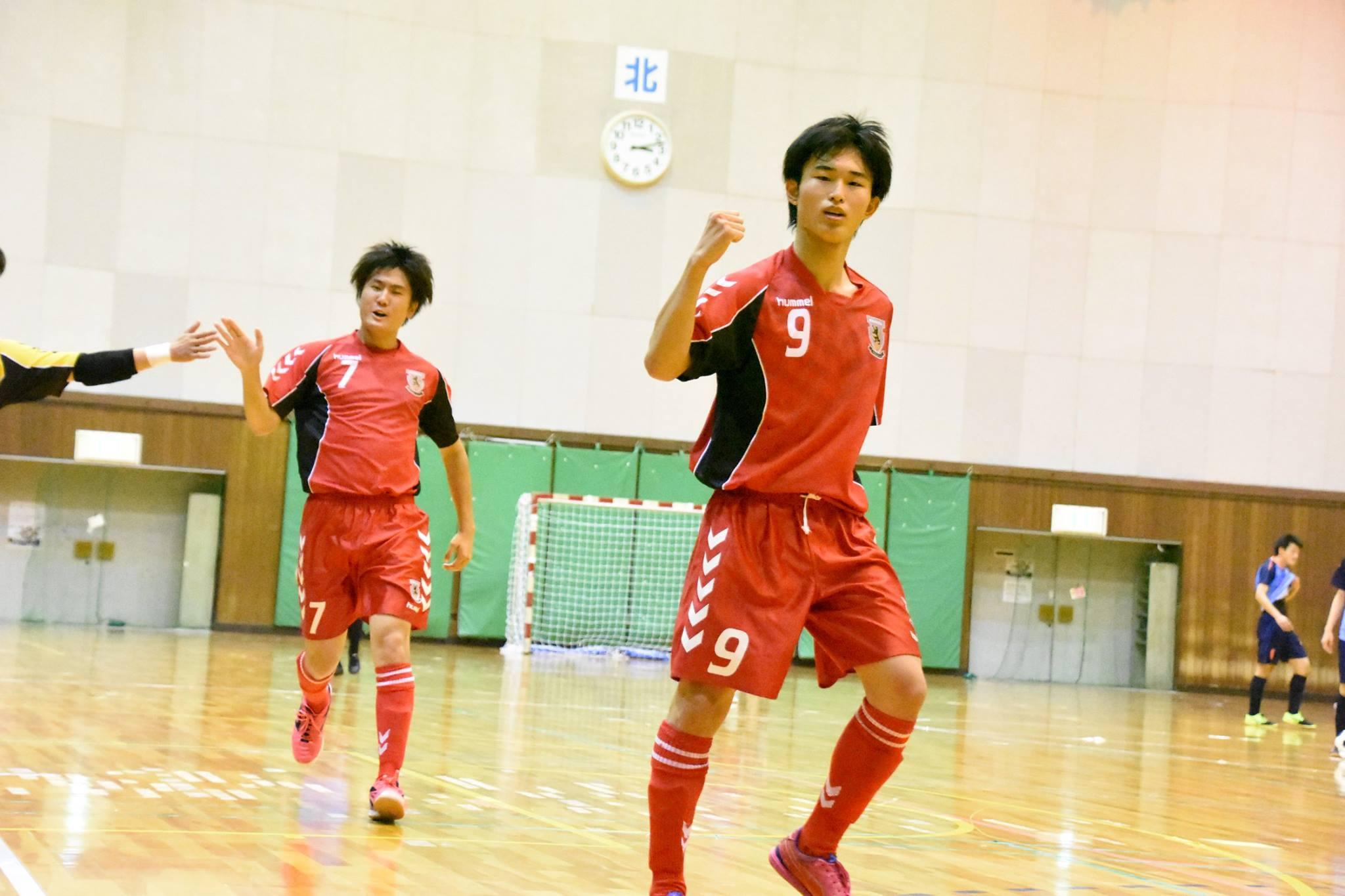 【愛知県1部第1節インタビュー】名古屋オーシャンズ U-21 下田 康聖選手「自分たちの世代からでもフットサルを盛り上げて行けるような試合をしていきたいです」