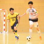 【愛知県1部第3節インタビュー】FC JOYFUT 森 竜也選手「今節は西三河で唯一開催される試合として、ジョイフットサポーターの前で勝利できて良かったです」
