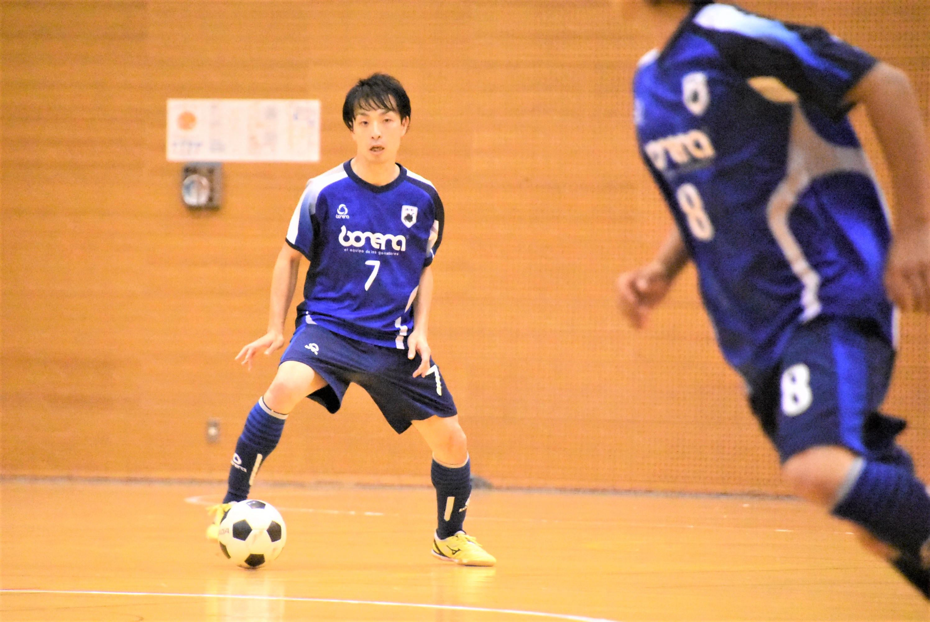 【愛知県1部第3節インタビュー】INFINI FUTSAL CLUB 伊藤 良介選手「勝つということは最高に気持ちいいものだと再確認できました!」