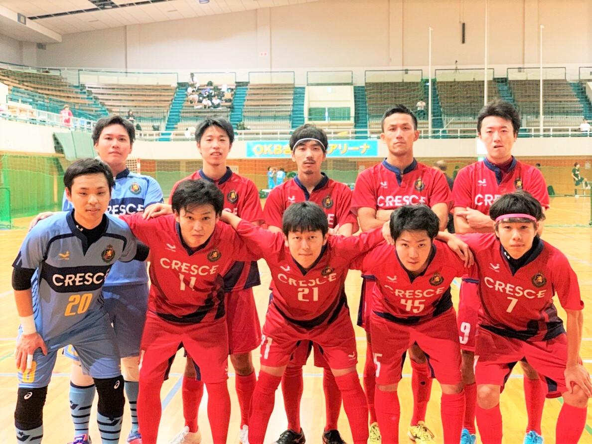 [メンバー募集]岐阜県リーグ2部 cresce(クレッシー)が県リーグを一緒に戦うメンバーを募集!