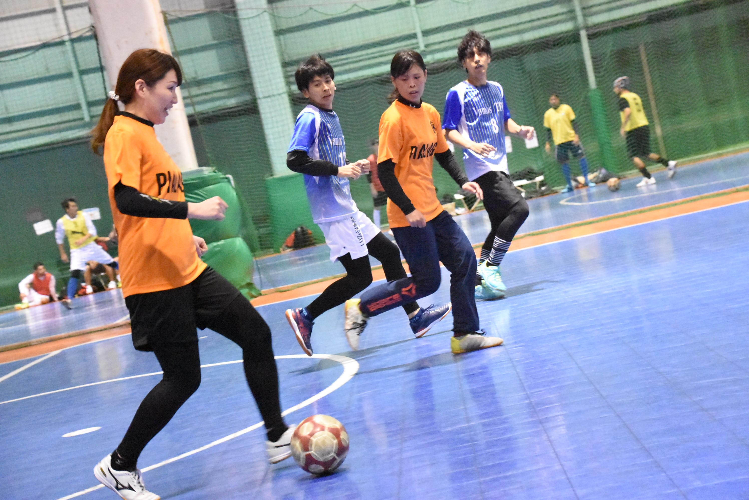 【豊橋ミックスリーグ】第1節結果 接戦続きの開幕節、チームMが一歩リード!