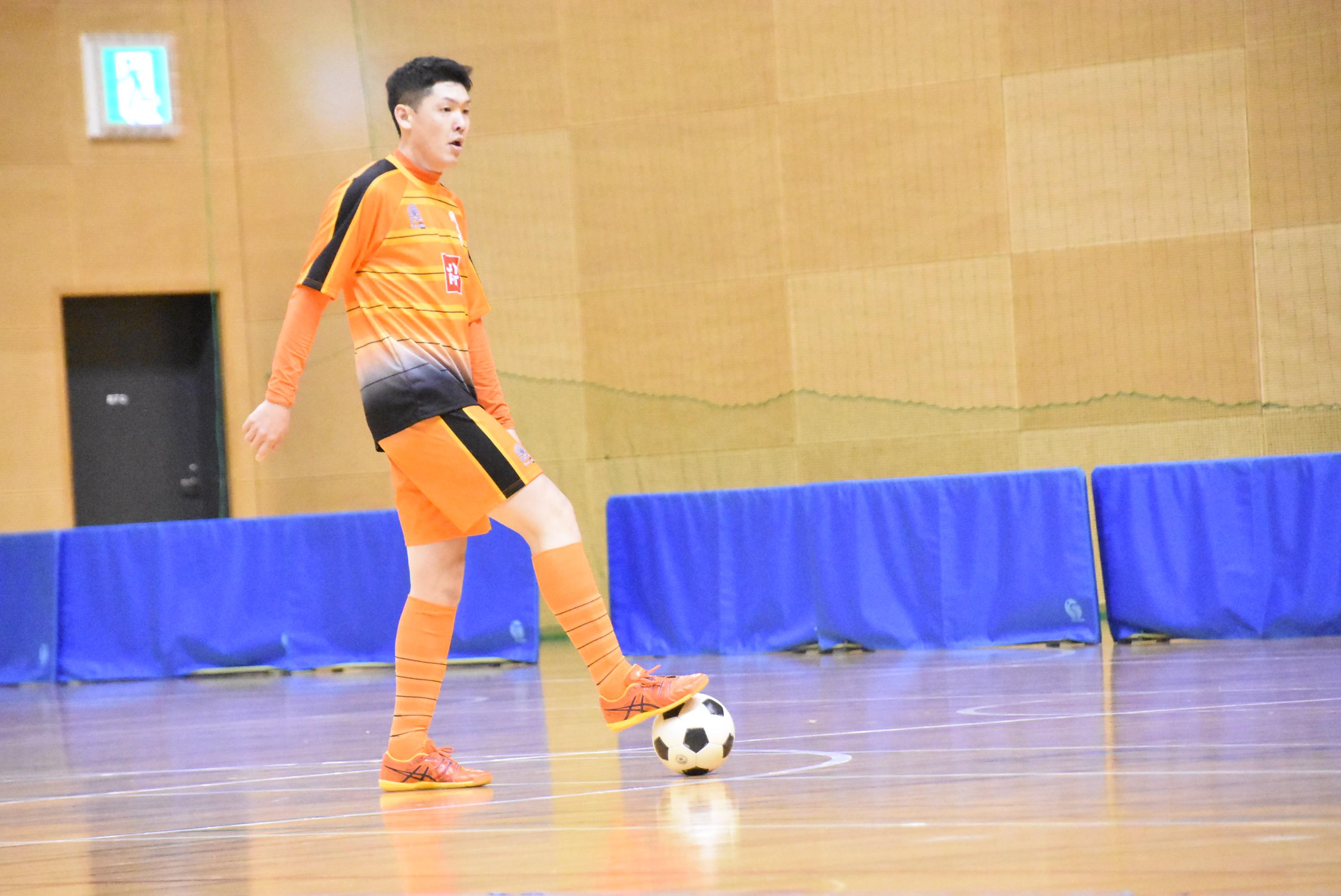 【愛知県1部第8節インタビュー】FC JOYFUT 内藤 景一選手「試合を観戦に来てくれるサポーターの姿は本当に自分達にパワーを頂きました」