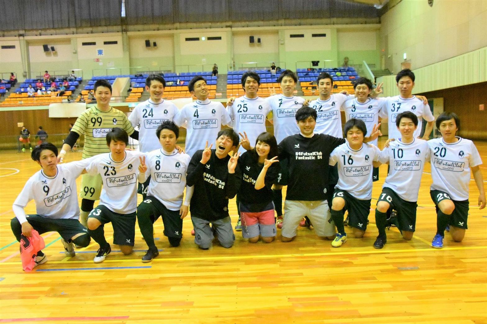 [メンバー募集]84 Futsal Clubが来期をともに戦ってくれるメンバーを募集!
