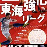 [お知らせ]稲沢フットサルスタジアムでU12 東海強化リーグを開催!参加チームを募集!